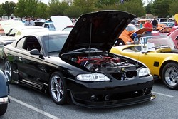 Cobrazkilers 1997 Ford Mustang