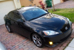 KHISX50 2007 Lexus IS