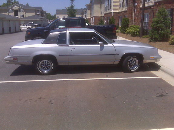 thecuthroatnc 1986 oldsmobile cutlass salon specs photos
