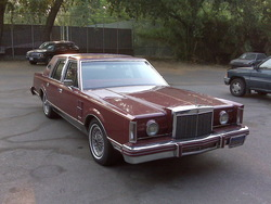 1981MarkVI 1981 Lincoln Mark VI