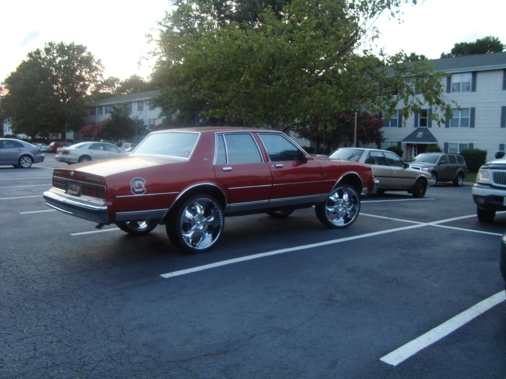 Another willfbaby 1989 Chevrolet Caprice post... - 11788053