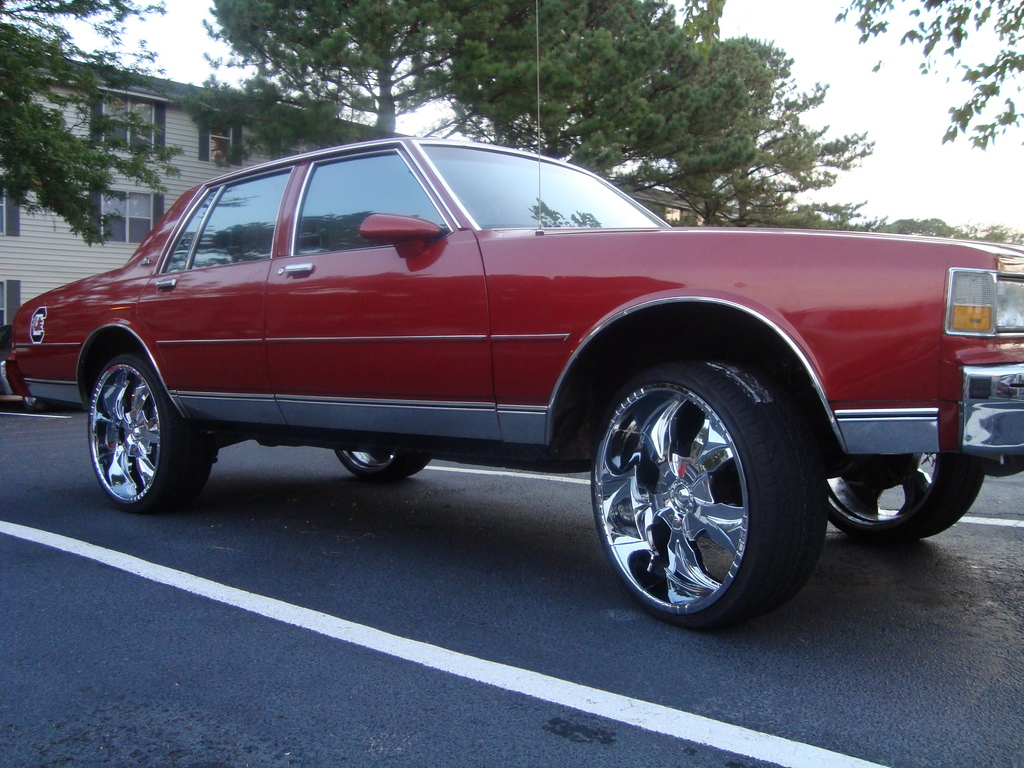 Another willfbaby 1989 Chevrolet Caprice post... - 11788055