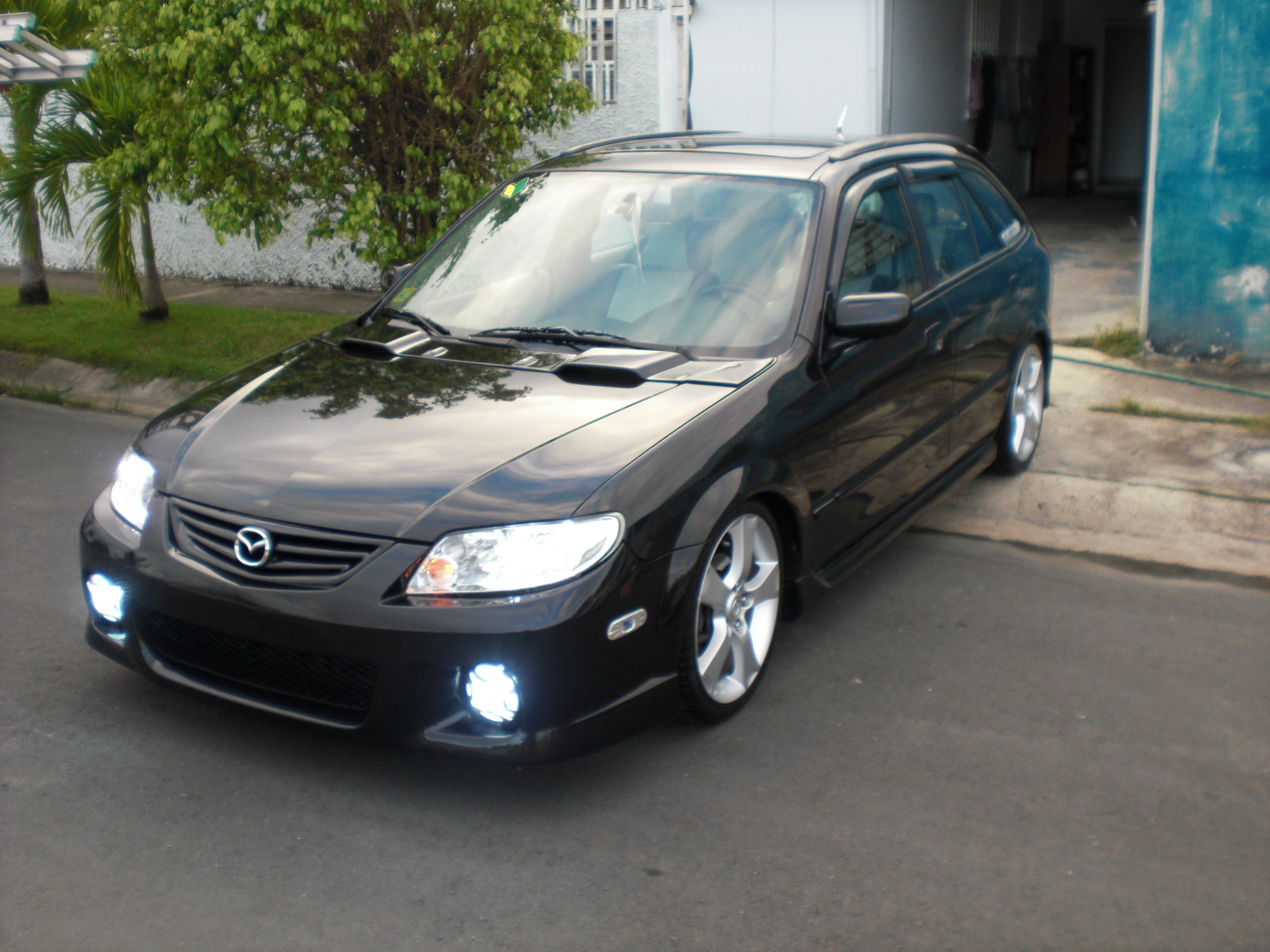 jerry07 2002 mazda protege5 specs photos modification info at