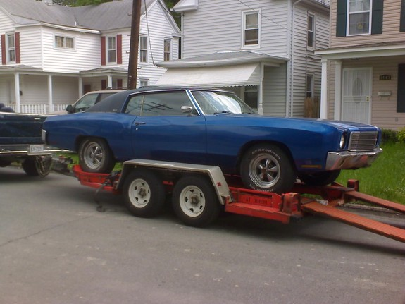 Another Explo 1970 Chevrolet Monte Carlo post... - 11787496