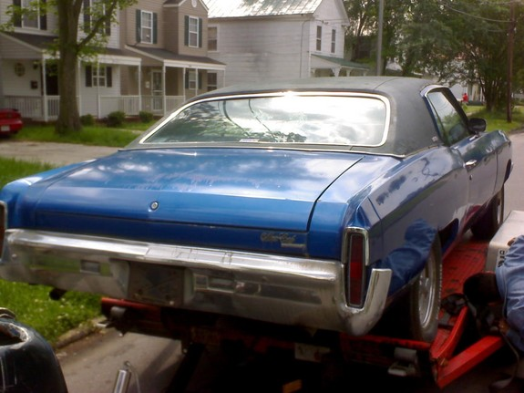 Another Explo 1970 Chevrolet Monte Carlo post... - 11787497