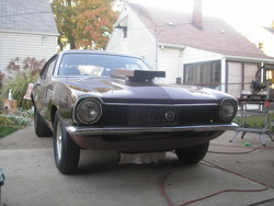 NostagiaFordMan 1970 Ford Maverick