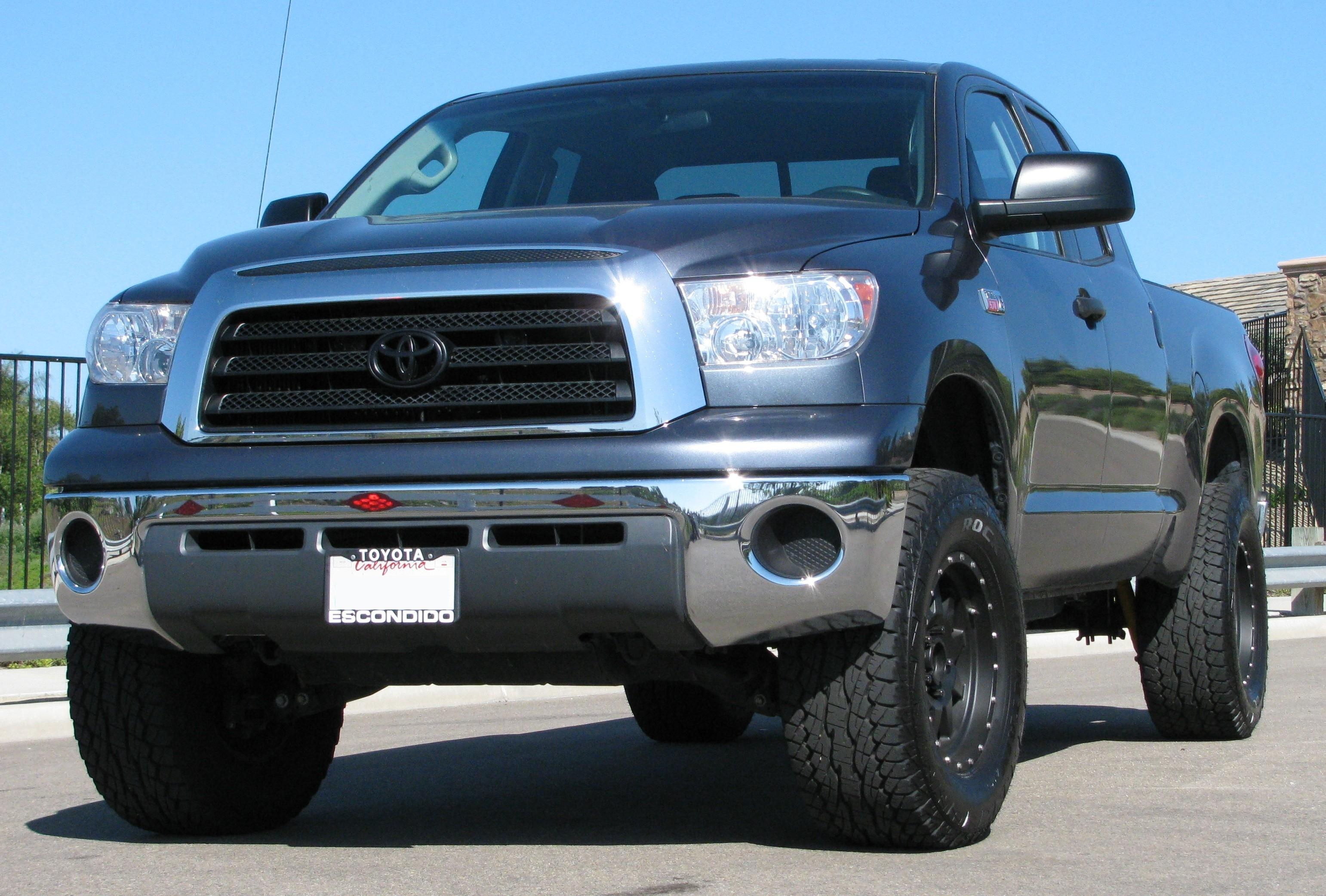 pitmonster 2008 toyota tundra double cab specs photos modification info at cardomain. Black Bedroom Furniture Sets. Home Design Ideas
