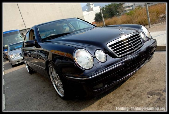 Another RevolutionTeam 2000 Mercedes-Benz E-Class post... - 11791023