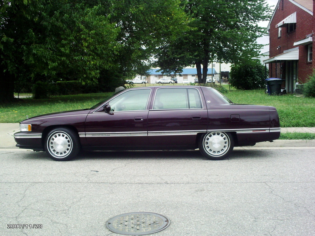 jiggava 39 s 1996 cadillac deville in newport news va. Cars Review. Best American Auto & Cars Review