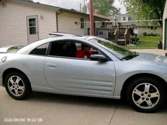 Another eclipse17rider 2003 Mitsubishi Eclipse post... - 11792727