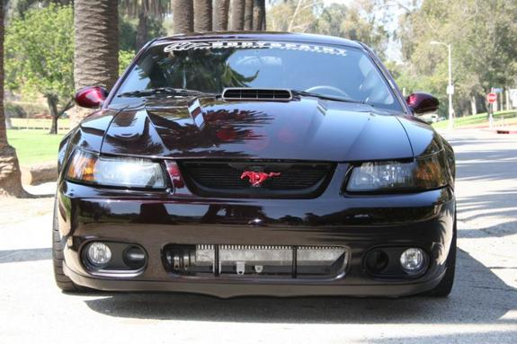 SWCustoms 2003 Ford Mustang Specs Photos Modification Info at