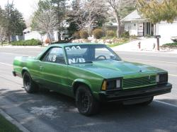 boydwilliams 1981 Chevrolet El Camino