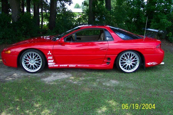 Another mrob1001 1996 Mitsubishi 3000GT post... - 14609111