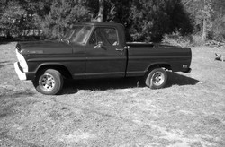 69F-100s 1969 Ford F150 Regular Cab