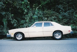 zerogravity3000s 1977 Ford Maverick