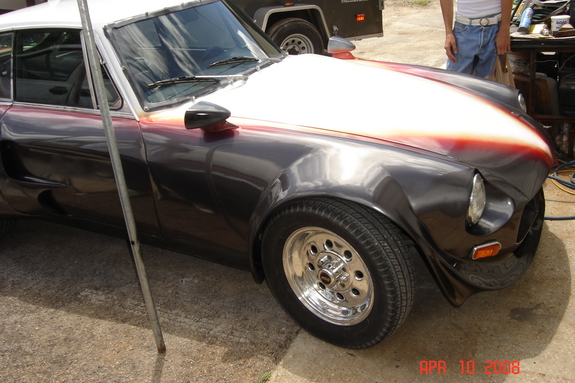 lonerwolf289 1967 MG MGB Specs, Photos, Modification Info at CarDomain