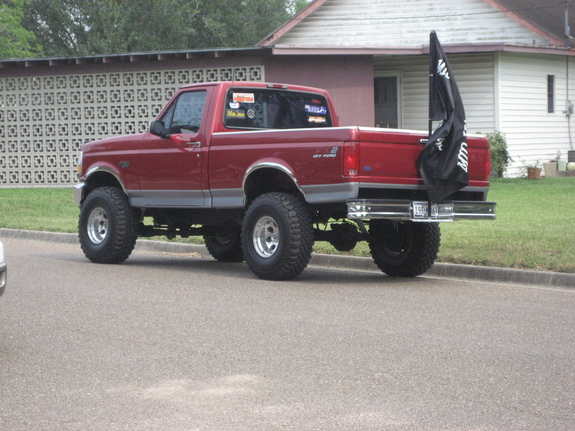 Another CodeRed_1 1995 Ford F150 Regular Cab post... - 11795392