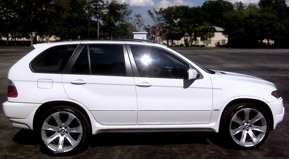 essoess456's 2004 BMW X5