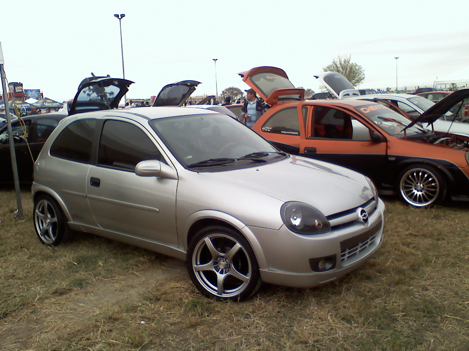dig04 2005 opel corsa specs photos modification info at. Black Bedroom Furniture Sets. Home Design Ideas