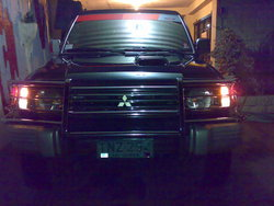 -4M40-2Gpajeros 1993 Mitsubishi Pajero