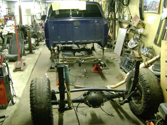 Another Tempest22 2000 Chevrolet S10 Extended Cab post... - 11796580