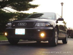 Jc61990s 1999 Audi A4