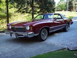 RollingThunder57 1975 Chevrolet Monte Carlo