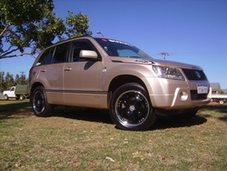 roll0ndiss 2006 Suzuki Grand Vitara