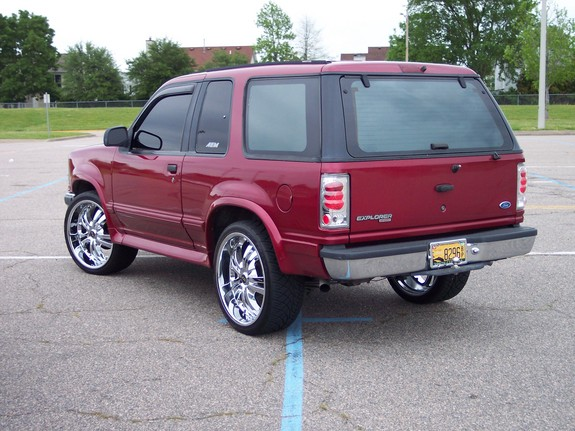 Another 93excandy 1993 Ford Explorer Sport post... - 11797213