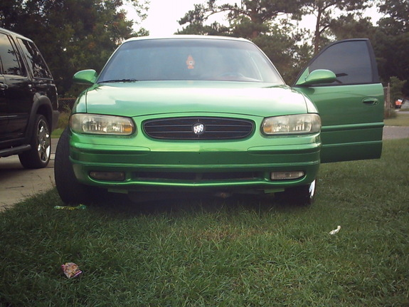 slimer98 1998 buick regal specs photos modification info at cardomain cardomain