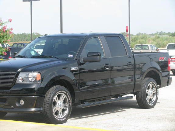 kyleherrington 2008 ford f150 regular cab specs photos modification info at cardomain. Black Bedroom Furniture Sets. Home Design Ideas