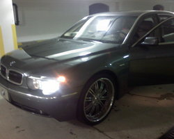 PTYBimmers 2002 BMW 7 Series