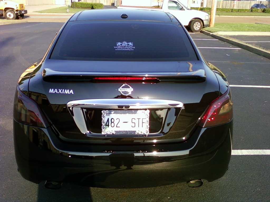 Another UAINTME 2012 Nissan Maxima post... - 11799955
