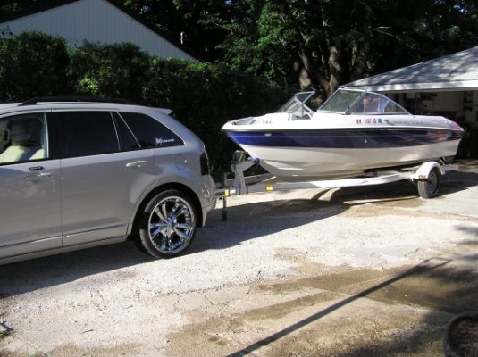 Another Mapiracing 2008 Ford Edge post... - 11800105