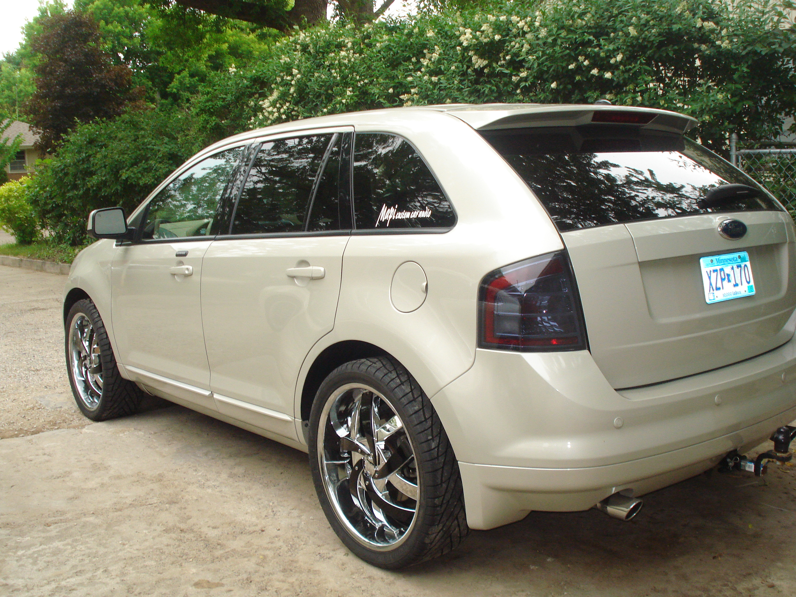 Another Mapiracing 2008 Ford Edge post... - 11800112