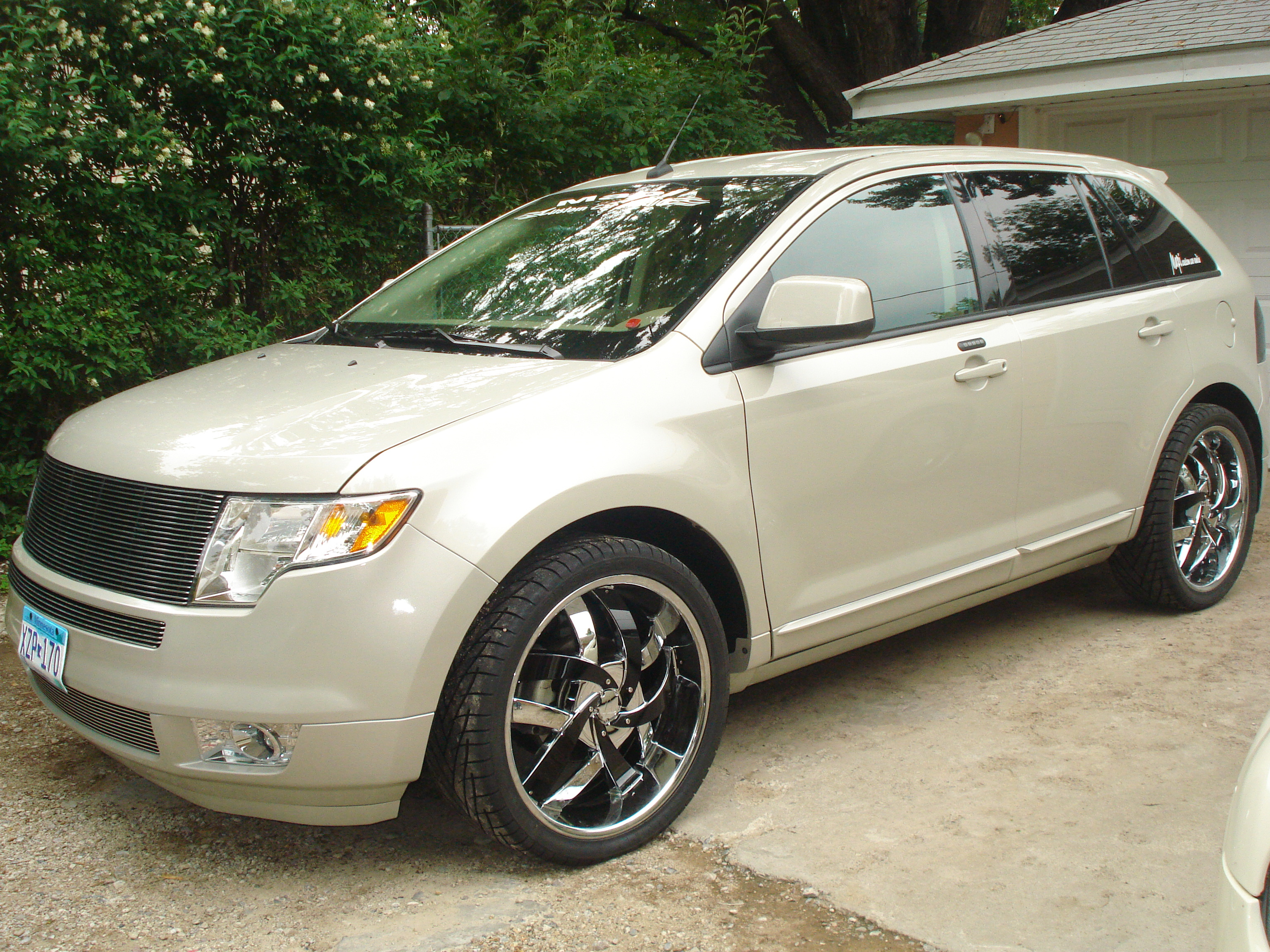 Another Mapiracing 2008 Ford Edge post... - 11800113