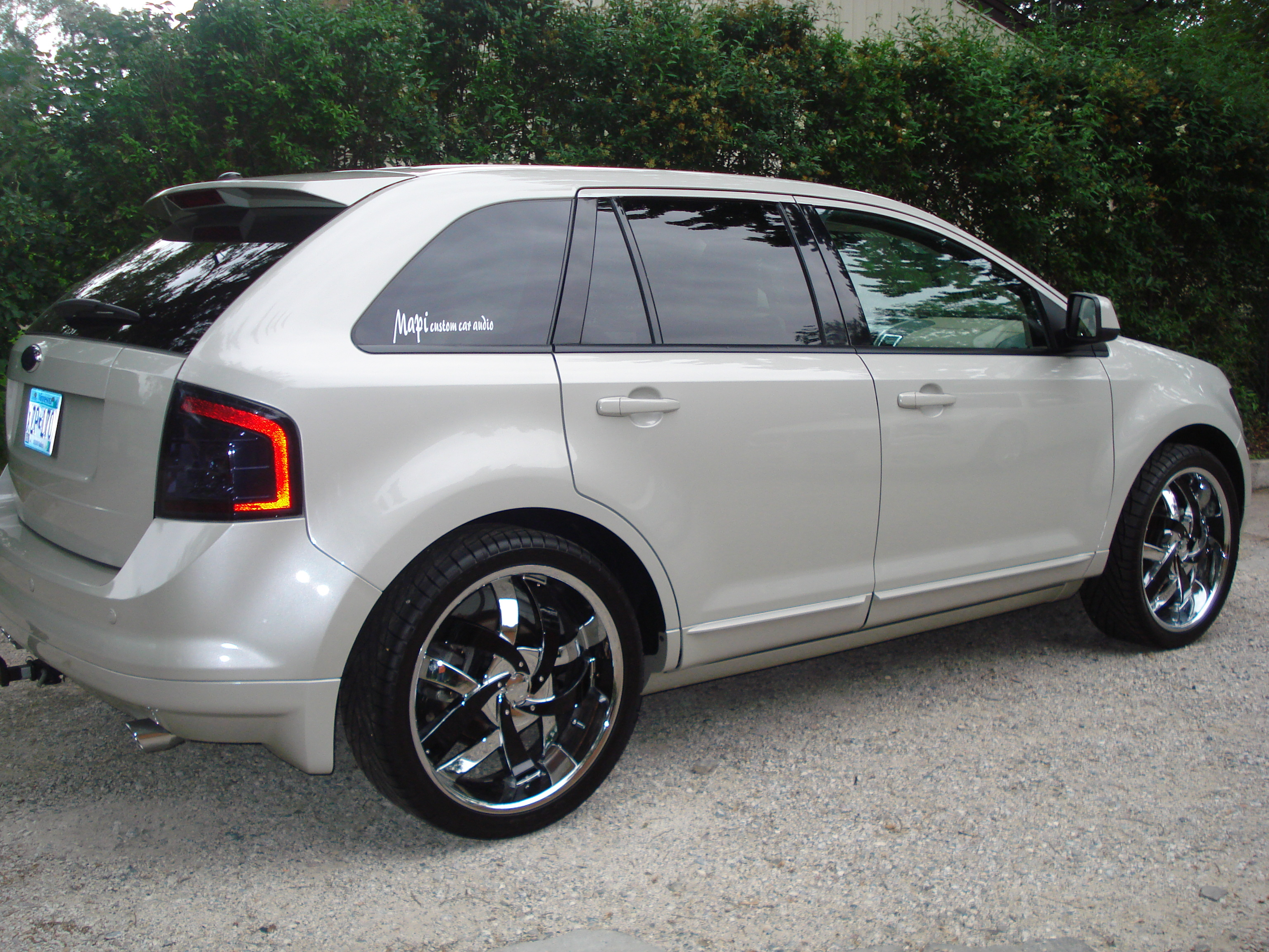 Another Mapiracing 2008 Ford Edge post... - 11800115