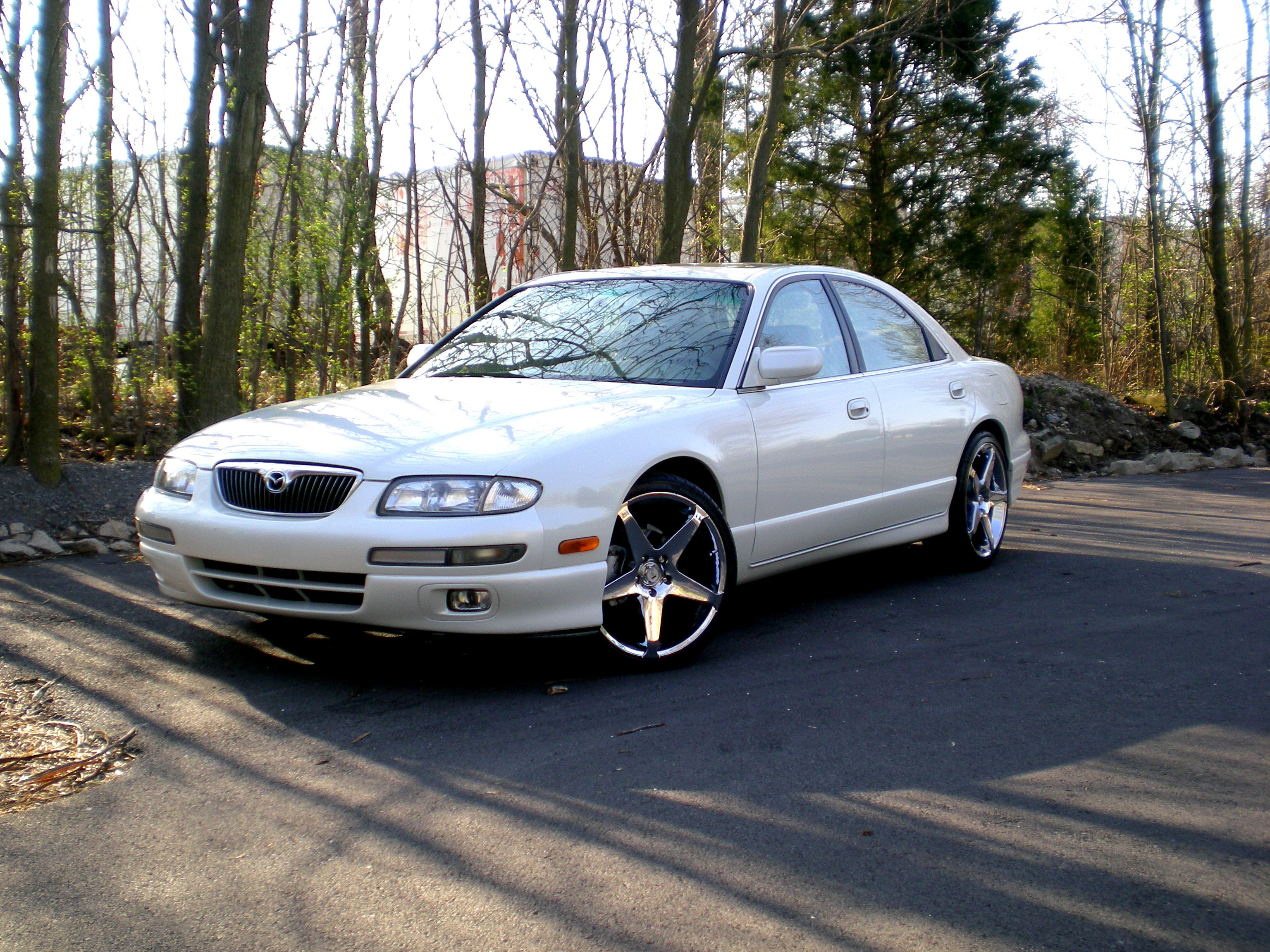numberonemilly 2000 mazda millenia specs, photos, modification