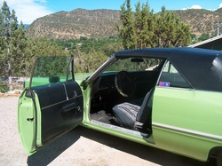420GreenMonster 1969 Chrysler Newport