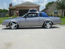 85onChopzs 1985 Buick Regal