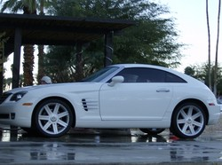 XFireGuy 2004 Chrysler Crossfire