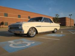 AndrewnTX 1963 Ford Falcon