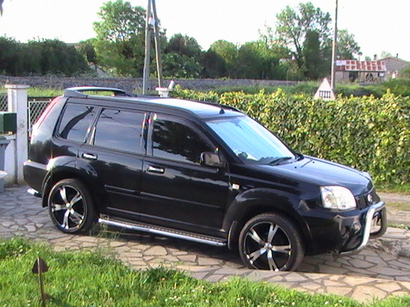 uk x trail 2004 nissan x trail specs photos modification info at cardomain. Black Bedroom Furniture Sets. Home Design Ideas