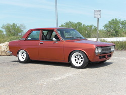 norcaldimes 1972 Datsun 510