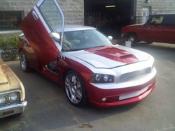 hemiboyzs 2008 Dodge Charger