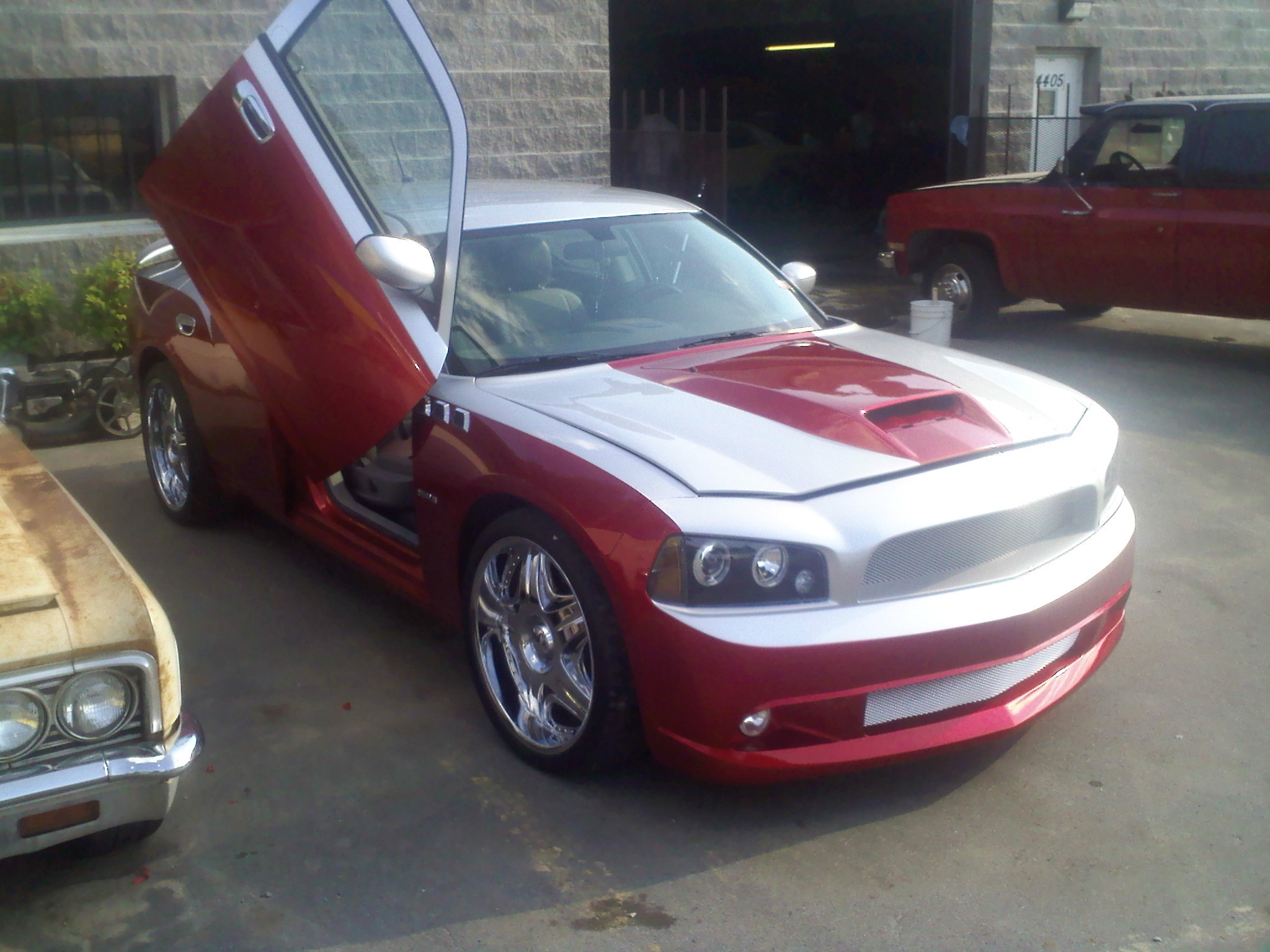 Acura Of Fayetteville >> hemiboyz's 2008 Dodge Charger in fayetteville, NC