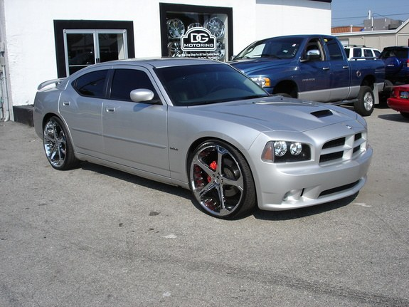 Dg Motoring 2007 Dodge Charger Specs Photos Modification