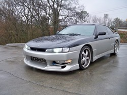Matman03s 1997 Nissan 240SX