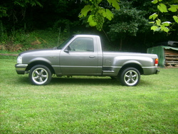 1998v8rangers 1998 Ford Ranger Regular Cab