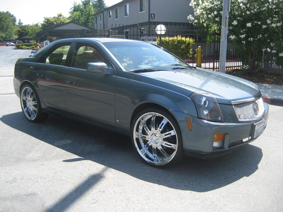 Another GRINCH408 2006 Cadillac CTS post... - 11805163